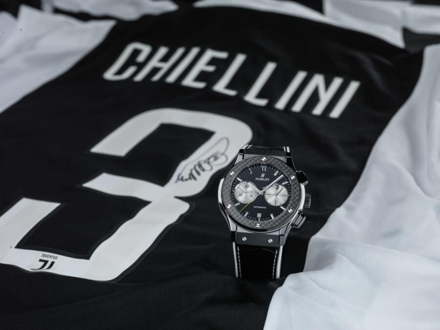 Hublot Chiellini Juventus