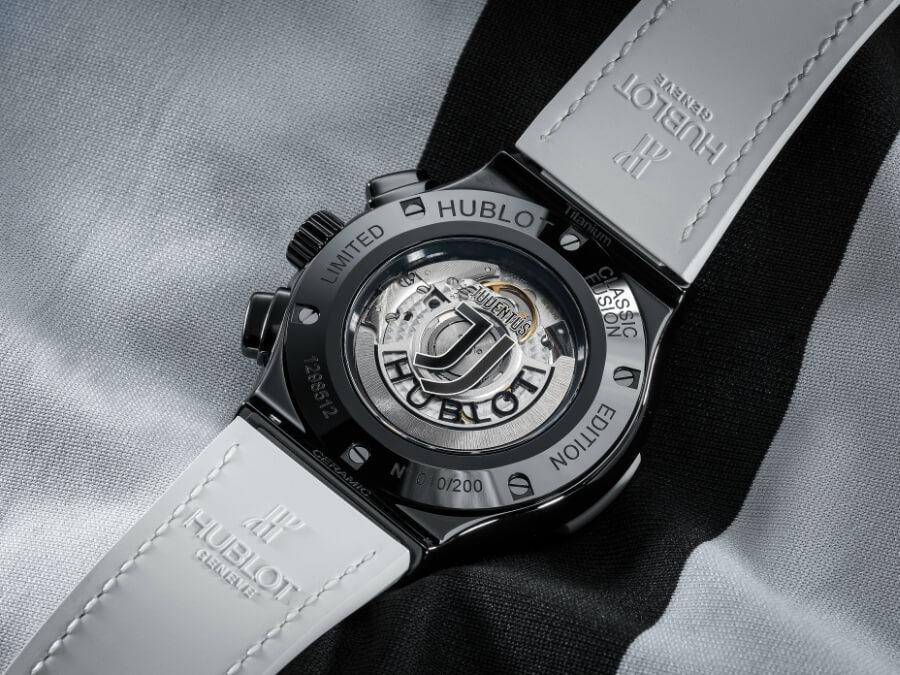 Hublot Juventus Watch Movement