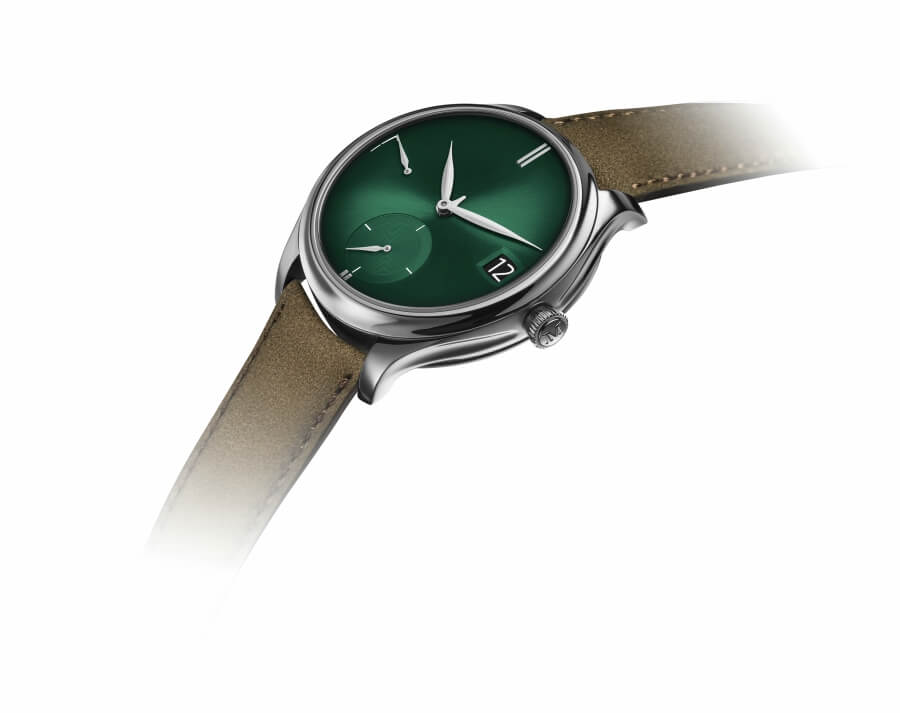 H. Moser & Cie. Endeavour Perpetual Calendar Purity Cosmic Green Watch Review