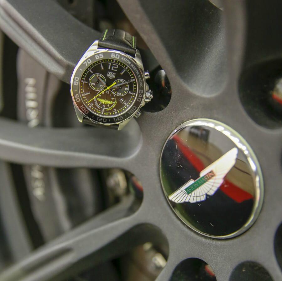 TAG Heuer Formula 1 Aston Martin Watch Review