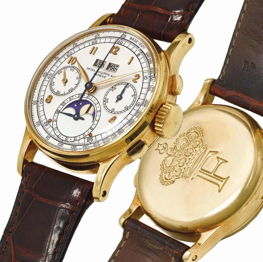 Patek Philippe Refference 1518 Review