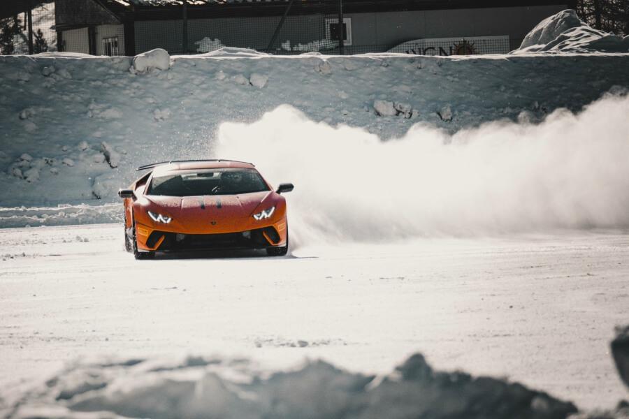 Lamborghini and Roger Dubuis