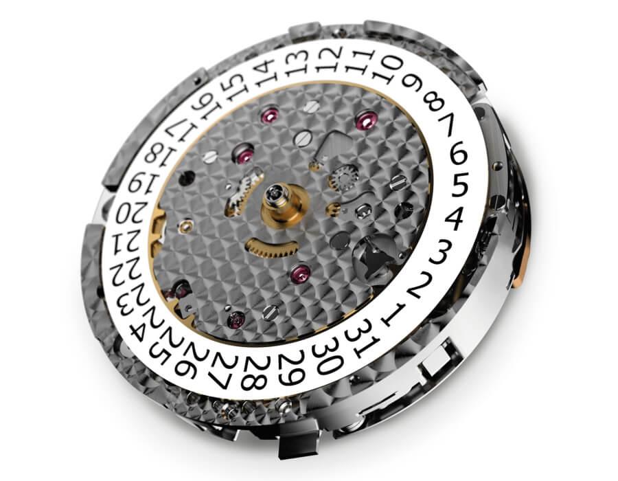 Vaucher Manufacture Fleurier Chronograph