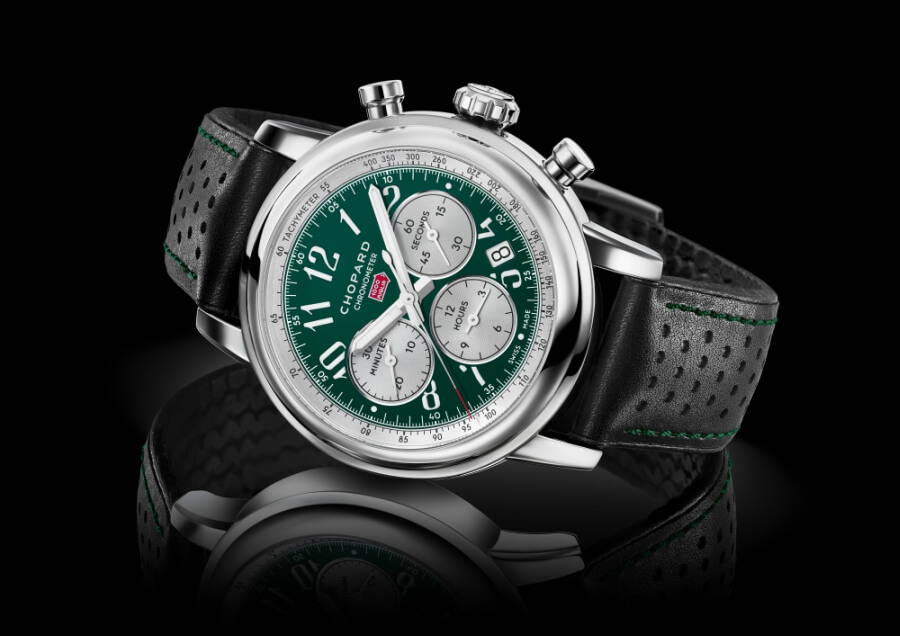 Chopard The New Mille Miglia Classic Chronograph