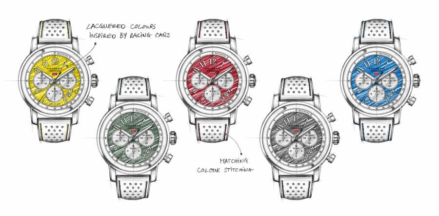 Chopard Mille Miglia Chronograph Automatic