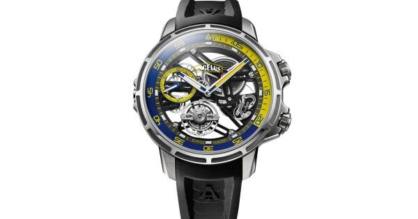 Angelus U50 Diver Tourbillon