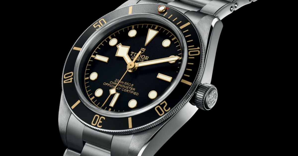 Tudor Black Bay Fifty‐Eight