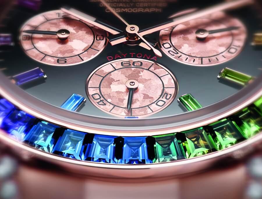 Rolex Cosmograph Daytona Diamonds