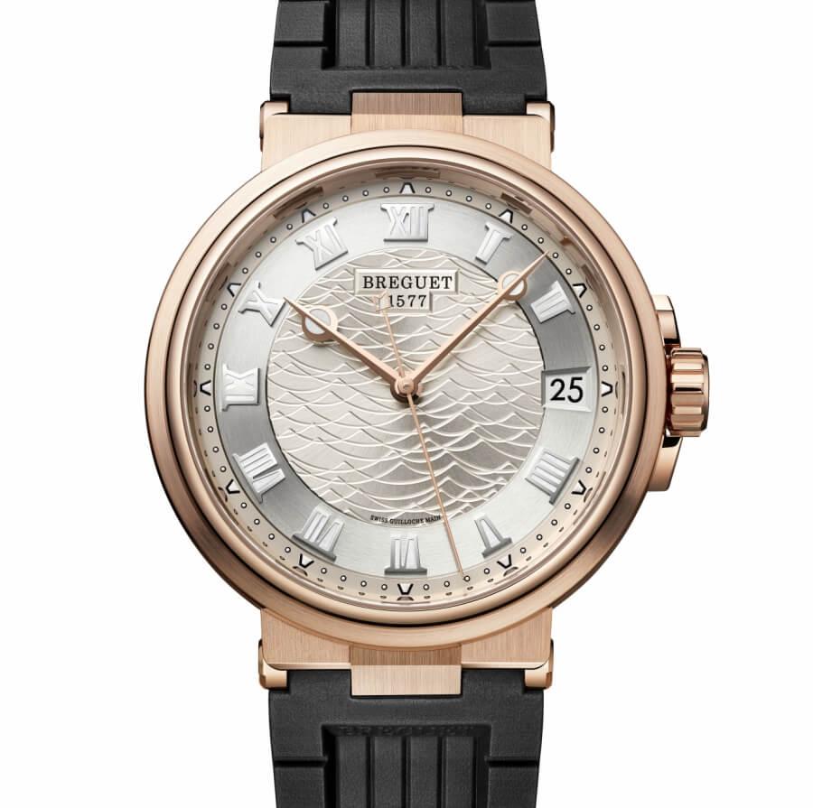 Baselworld 2018 Breguet Marine 5517