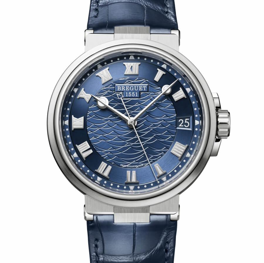 Breguet Marine 5517 Watch Review