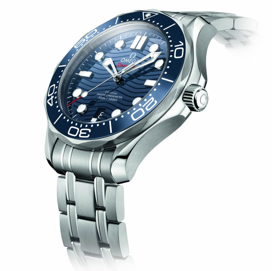Baselworld 2018 Omega Seamaster Diver 300M