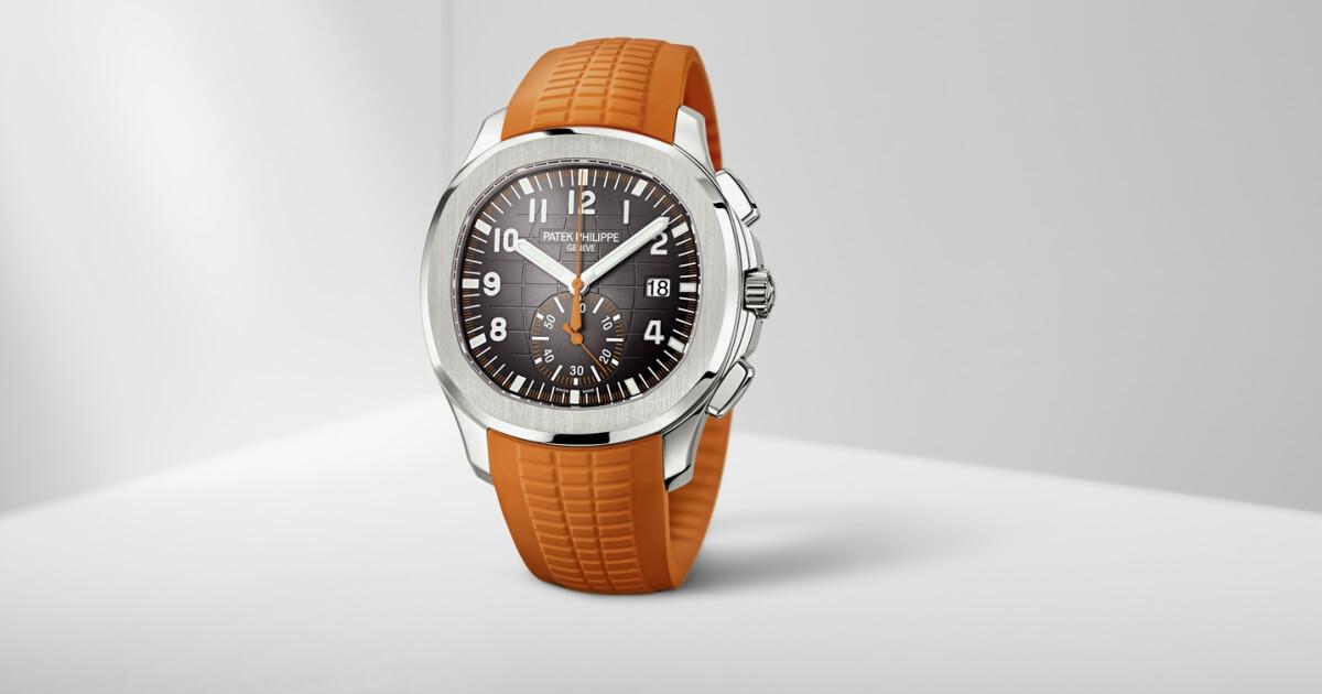 Patek Philippe Aquanaut Chronograph 5968A-001