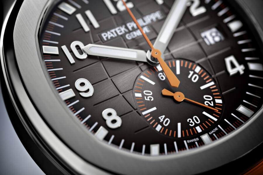 Baselworld 2018 Patek Philippe Aquanaut Chronograph 5968A-001