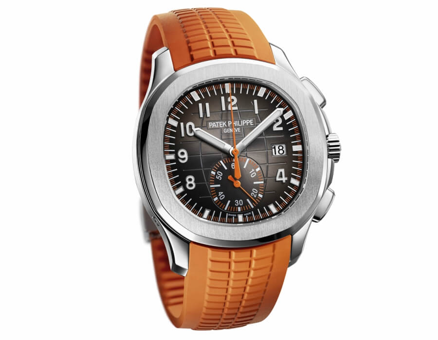 The New Patek Philippe Aquanaut Chronograph 5968A-001