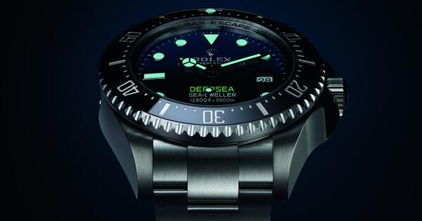 The New Rolex Deepsea