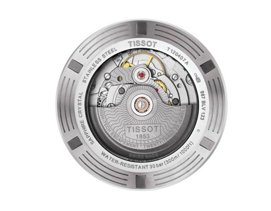 Tissot Powermatic 80 automatic movement