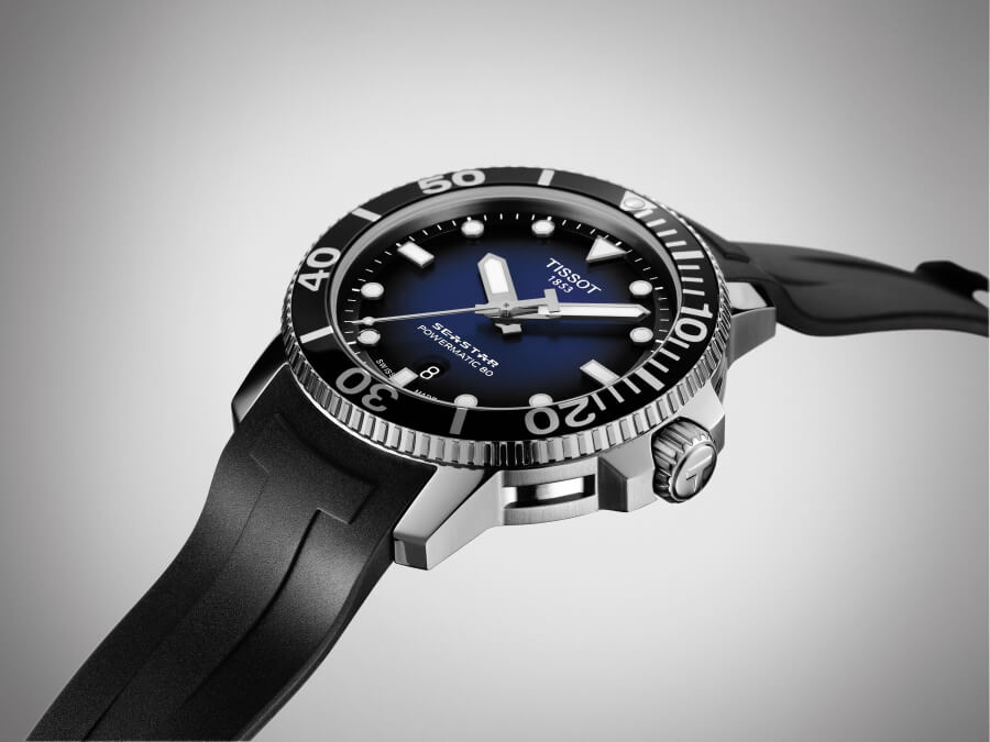 Tissot Dive Watch Automatic