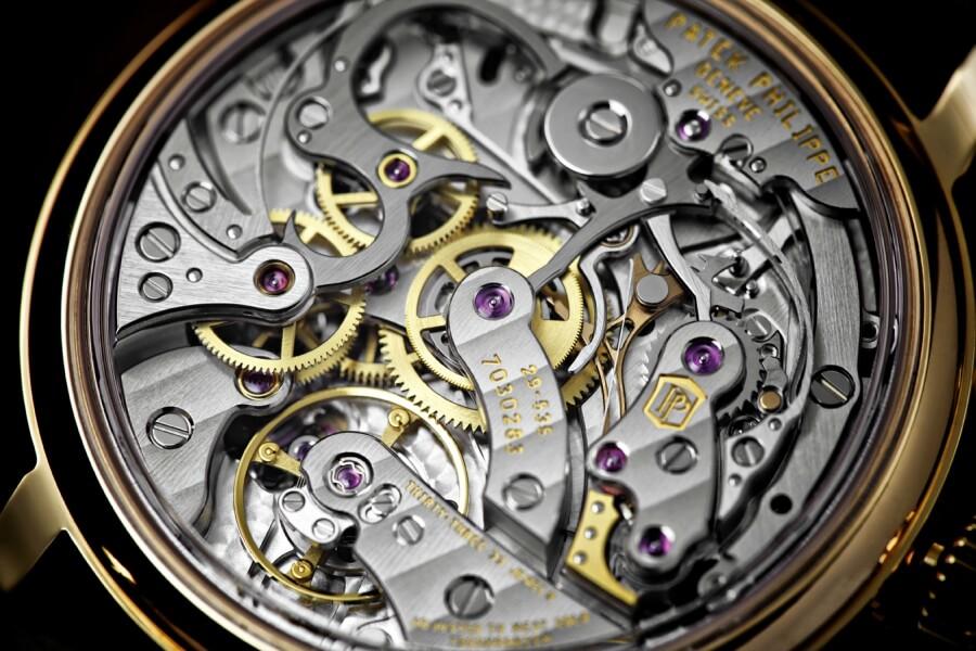 Patek Philippe Chronograph Caliber CH 29-535 PS