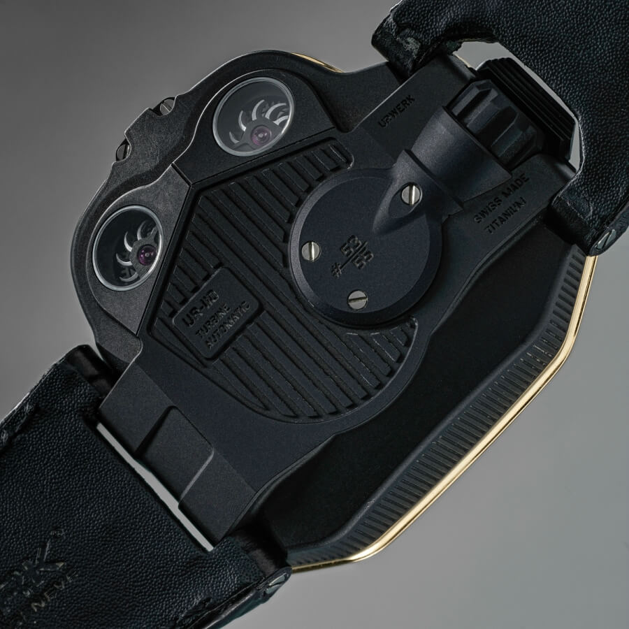 Urwerk Ref. UR-110RG Watch Review