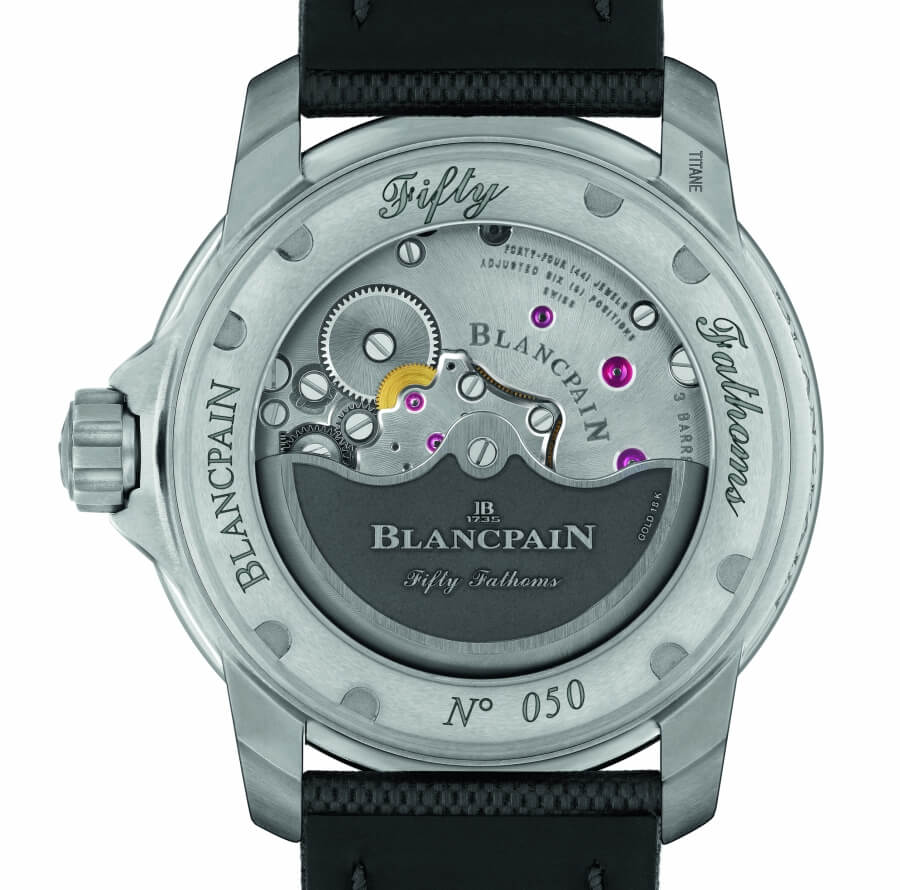 Blancpain In House Movement 6918B