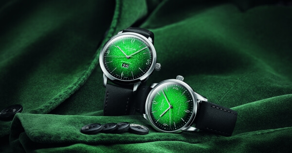 The New Sixties And Sixties Panorama Date Models From Glashütte