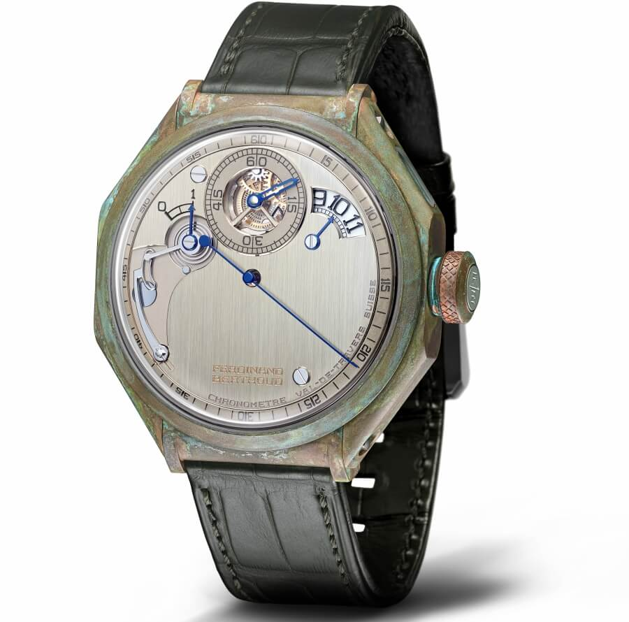 Ferdinand Berthoud Chronometre FB 1R5 Edition 1785
