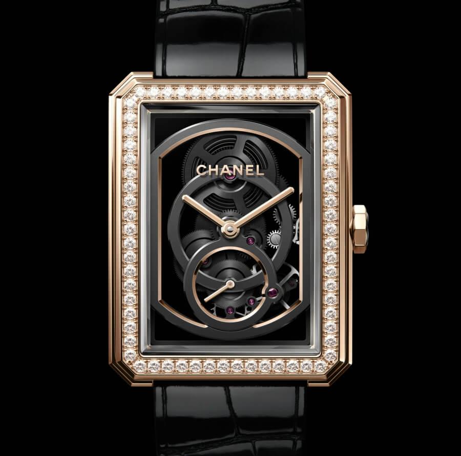 Chanel, Boy-friend Skeleton
