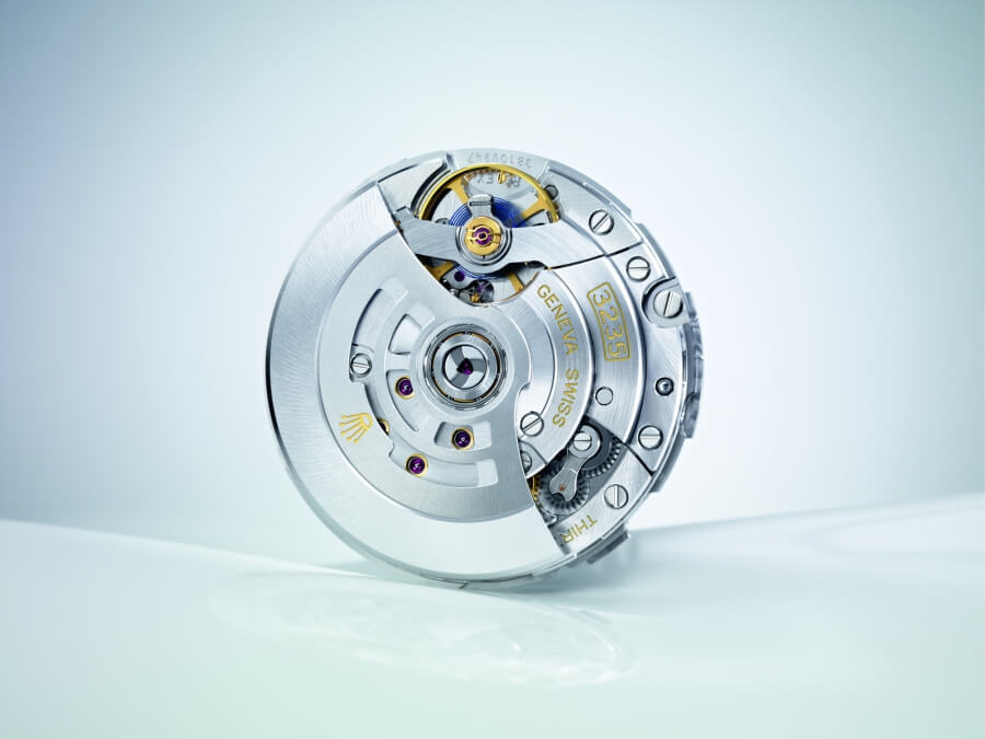 Rolex In House Movement 3235