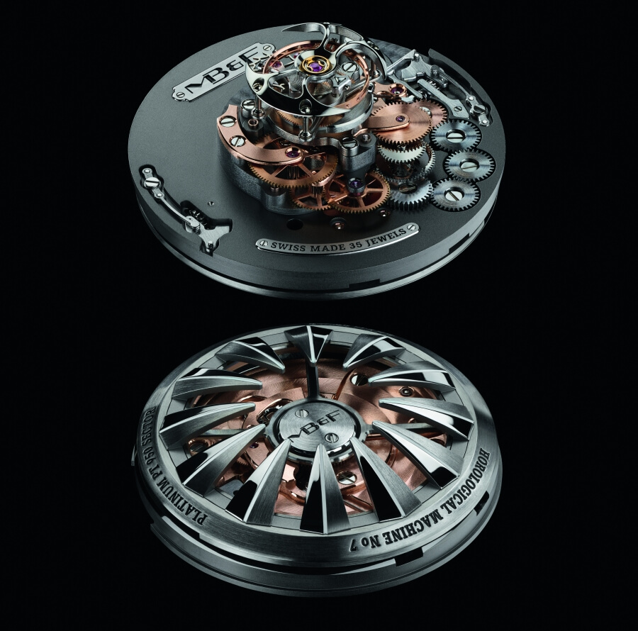 MB&F In House Movement HM7