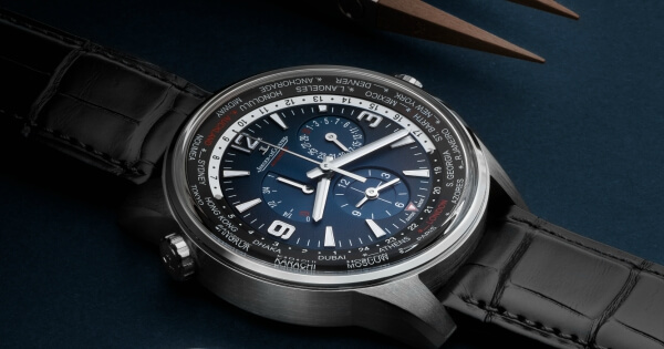 The New Jaeger-LeCoultre Polaris Geographic WT