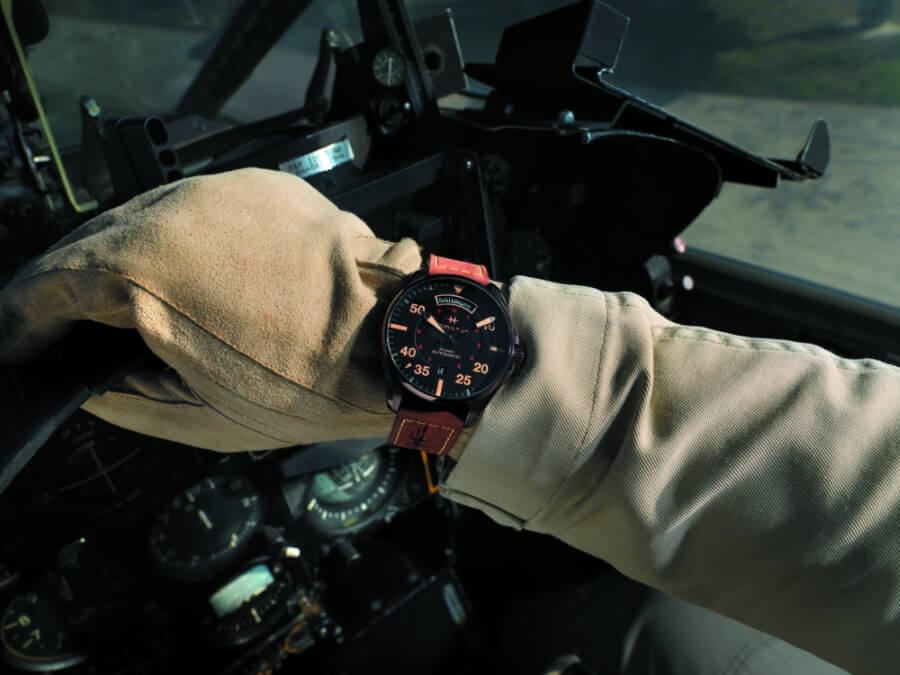 Hamilton Pilot Watch