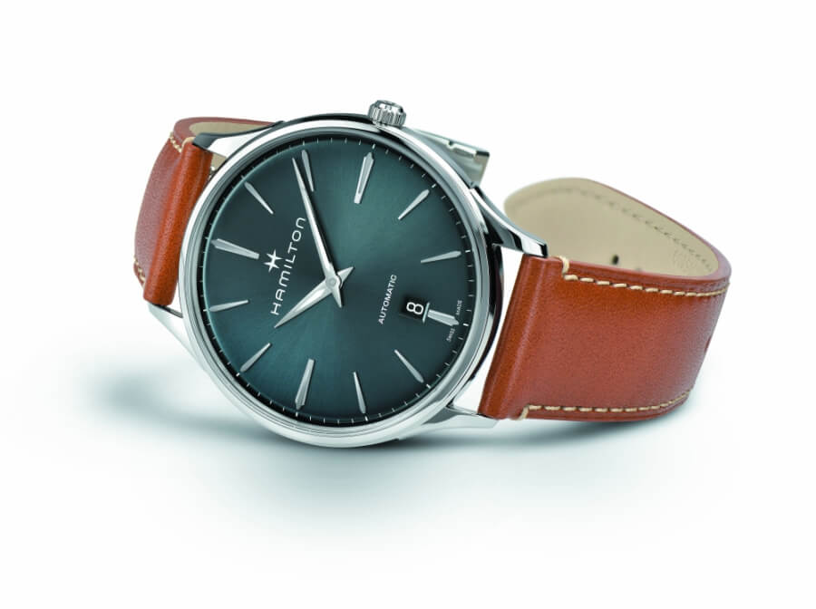 The New Jazzmaster Thinline Automatic