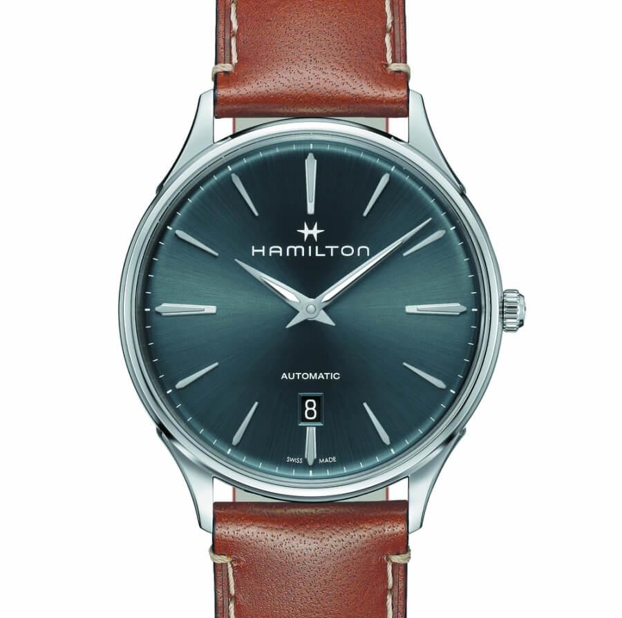 Hamilton Jazzmaster Thinline Automatic Watch Review