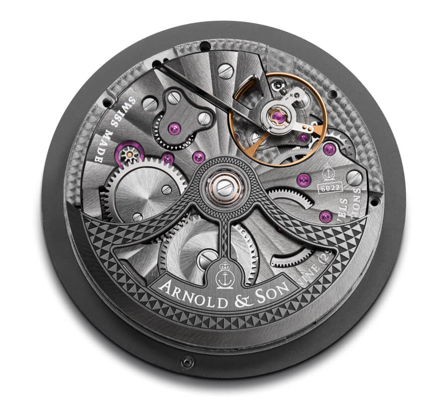 Arnold & Son In House Movement