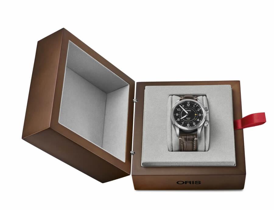 The New Oris Big Crown ProPilot Alarm Limited Edition Presentation Box