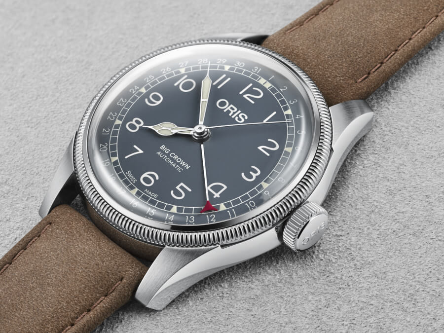 The New Oris Big Crown Pointer Date