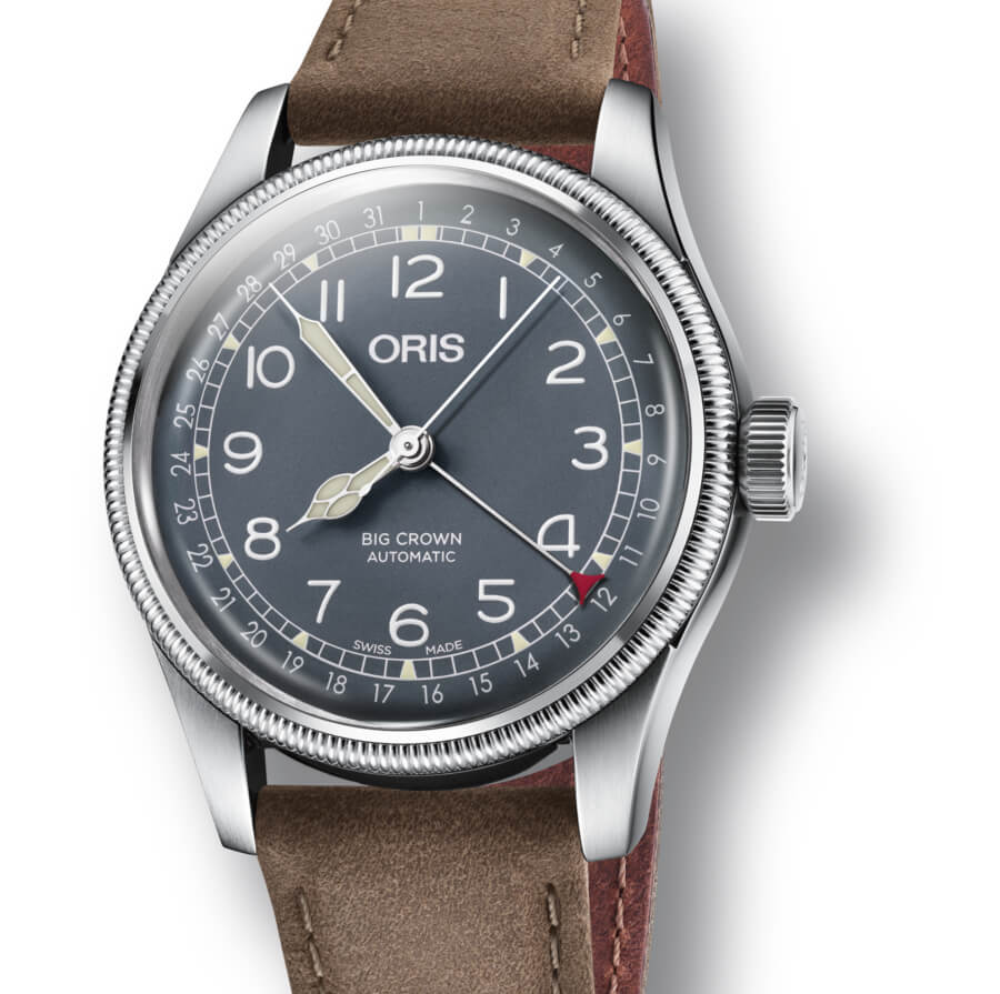 The New Oris Big Crown Pointer Date Price