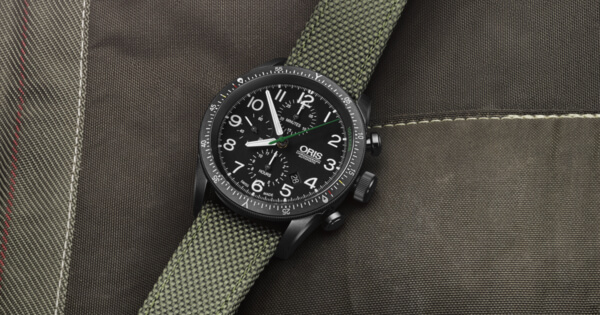 The Oris Paradropper LT Staffel 7 Limited Edition