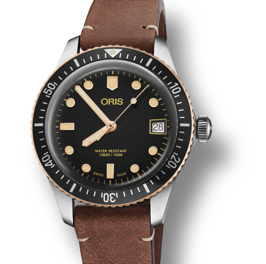 The New Oris Divers Sixty-Five Watch Review