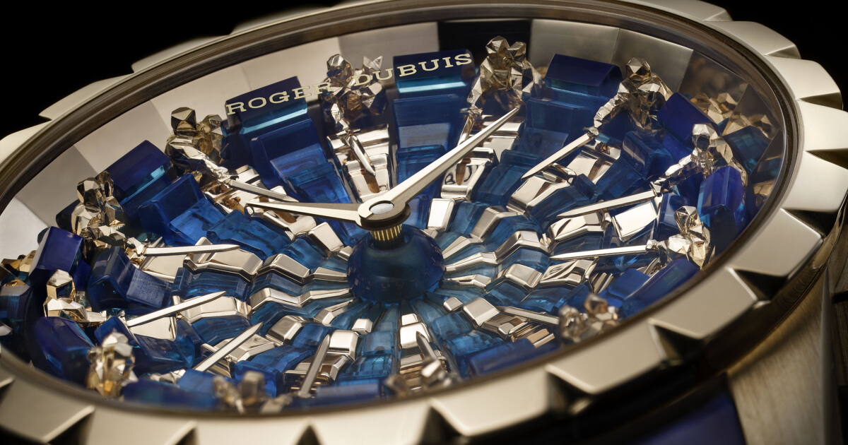 Roger Dubuis Excalibur Knights of the Round Table III Hyperwatch – Specifications and Price