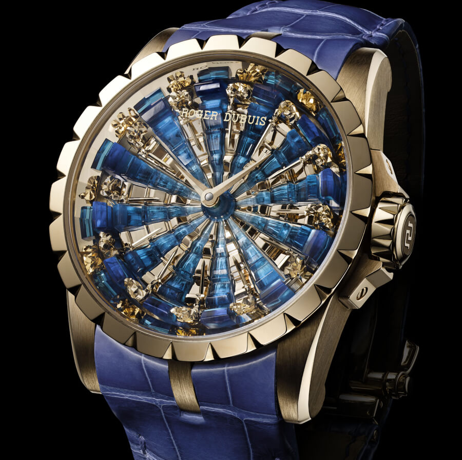 Roger Dubuis Excalibur Knights of the Round Table III Hyperwatch