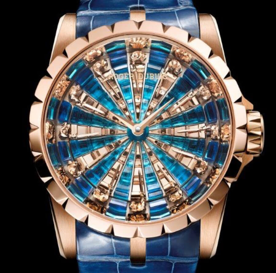 The New Roger Dubuis Excalibur Knights of the Round Table III Hyperwatch