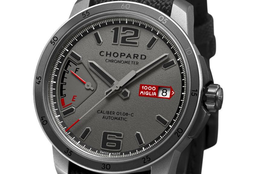 Chopard Mille Miglia GTS Power Control Grigio Speciale Dial