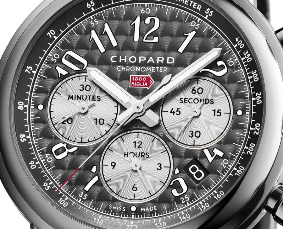 Chopard Mille Miglia 2018 Race Edition Dial