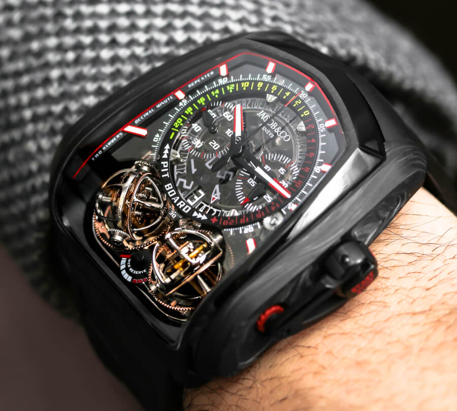 Jacob & Co. Twin Turbo Furious Watch Review