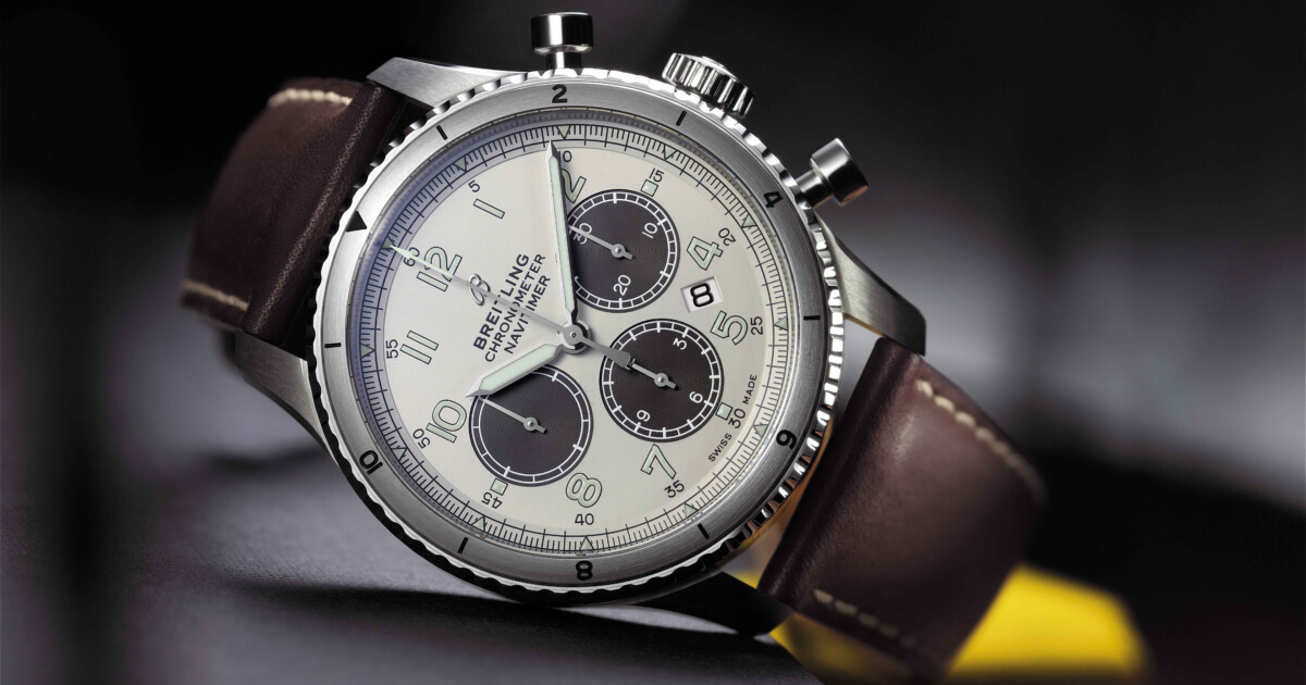 Introducing The Breitiling Navitimer Aviator 8 B01 Chronograph 43 Limited Edition