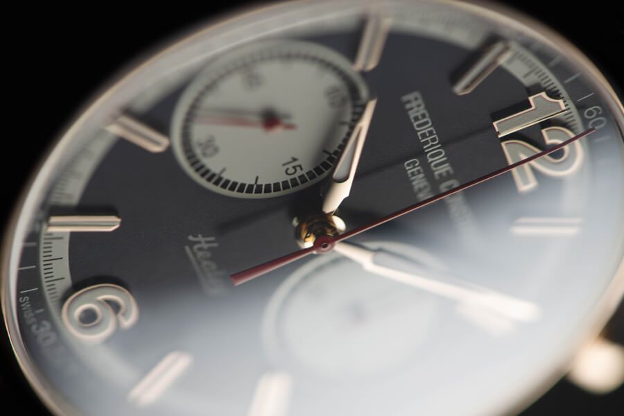 Frederique Constant Vintage Rally Healey Chronograph Dial