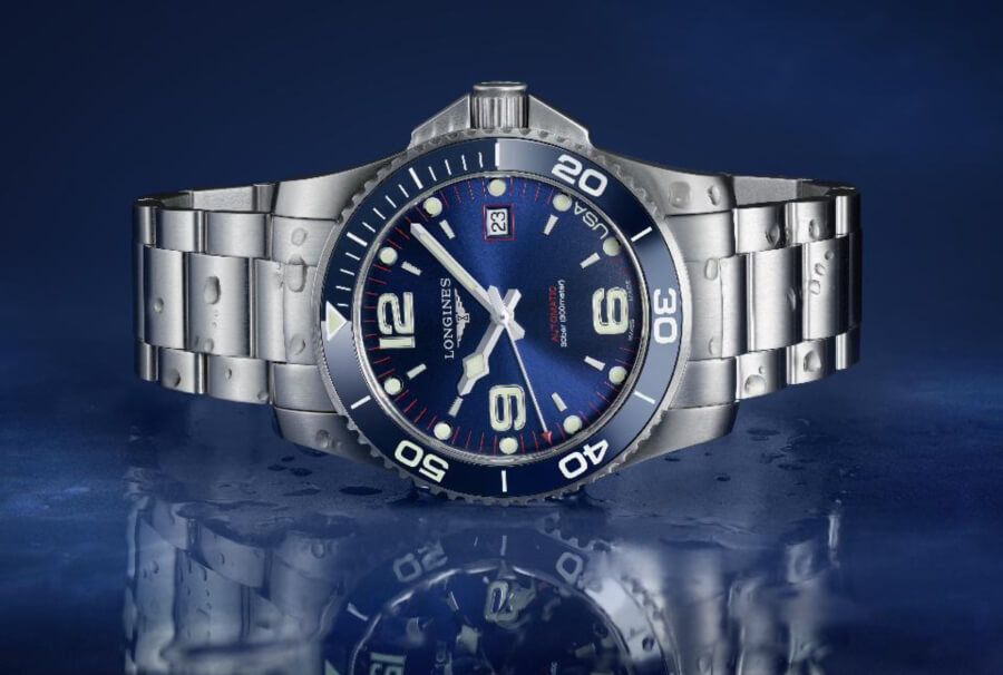 Longines USA Exclusive HydroConquest Edition