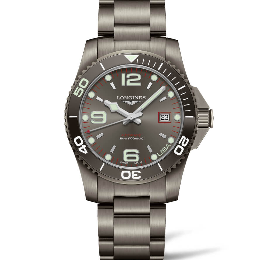The New Longines USA Exclusive HydroConquest Edition