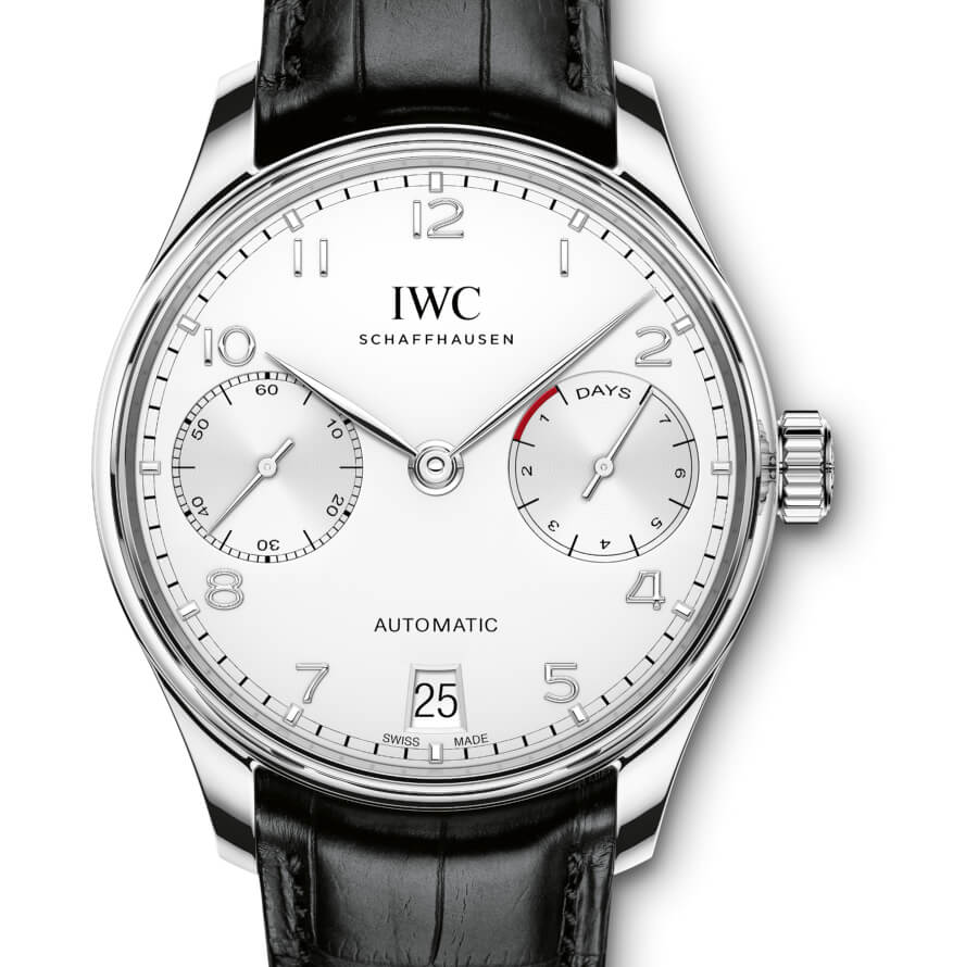IWC Portugieser Automatic In Stainless Steel